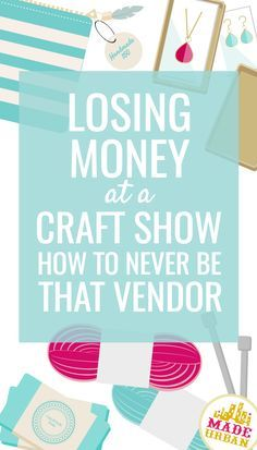 What Sells Best at a Craft Show? Find out #craftfairs