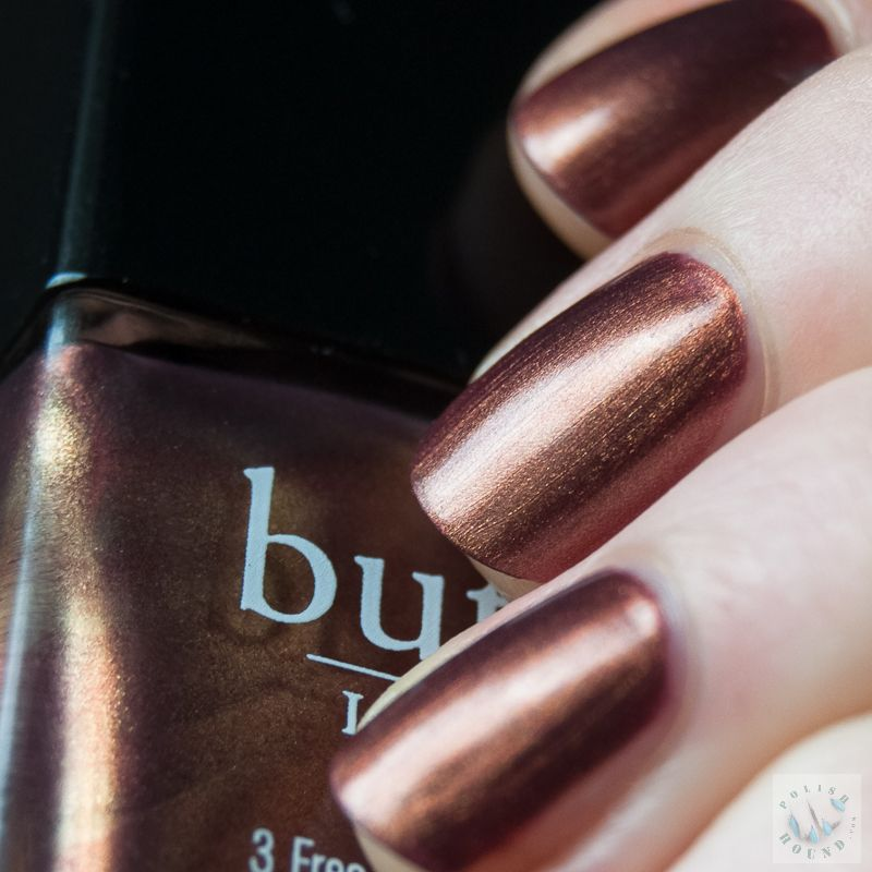 Nail Polish Colors Bronze: Butter London Trifle