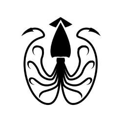 Simple Clean Design This One Has More Of A Squid Shape To It