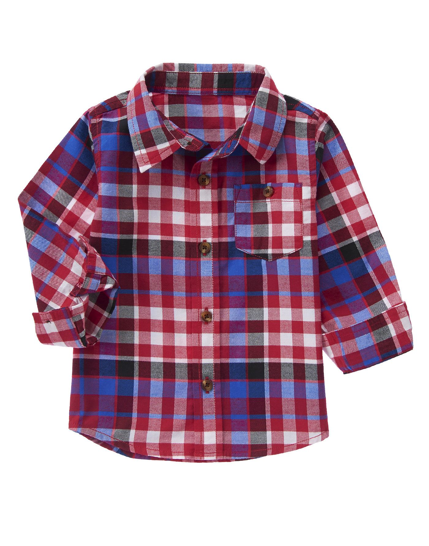 Flannel shirt for baby boy  Plaid shirt  Toddler boys and Kids clothing