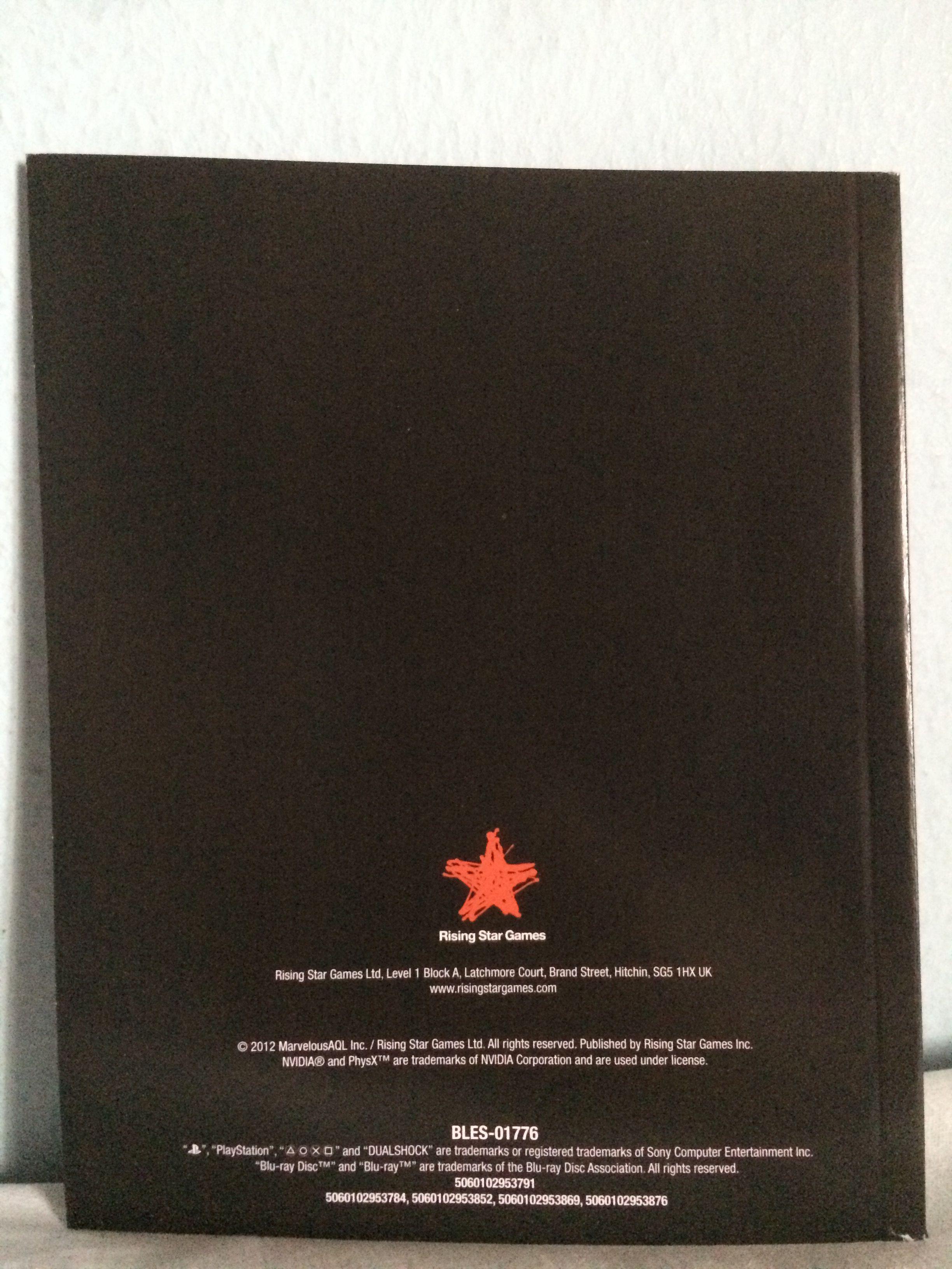 Ps3 Manual Uk Sony Mex Bt3700u Wiring Harness Ben 10 Omniverse Front Array Deadly Premonition The Director U0027s Cut Behind Rh Pinterest