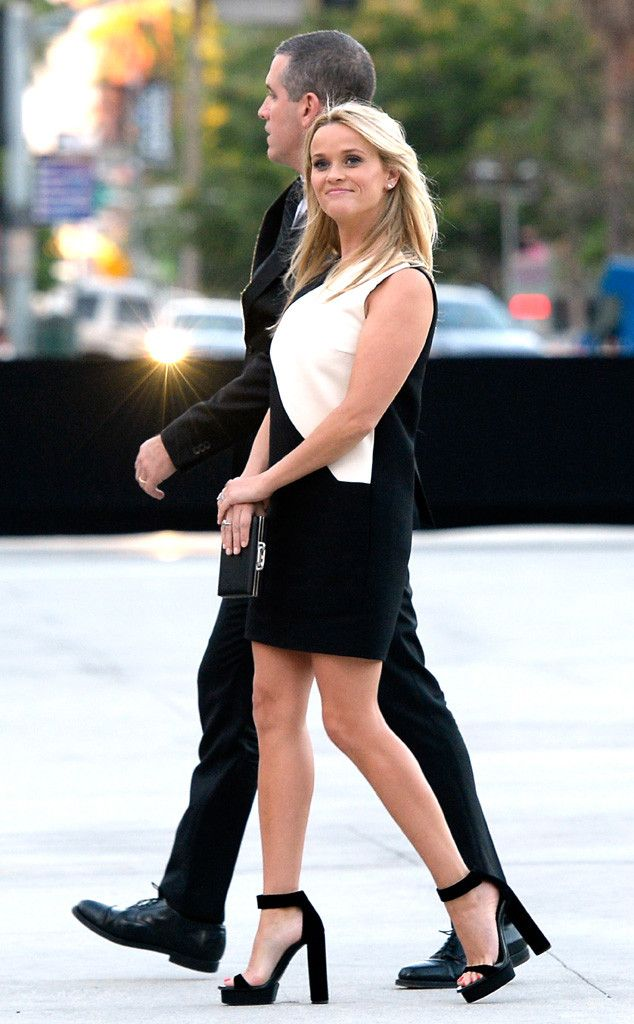 Reese Witherspoon & Jim Toth from The Big Picture: Today's Hot Pics  The twoattend The Broad museum's inaugural celebration in Los Angeles.