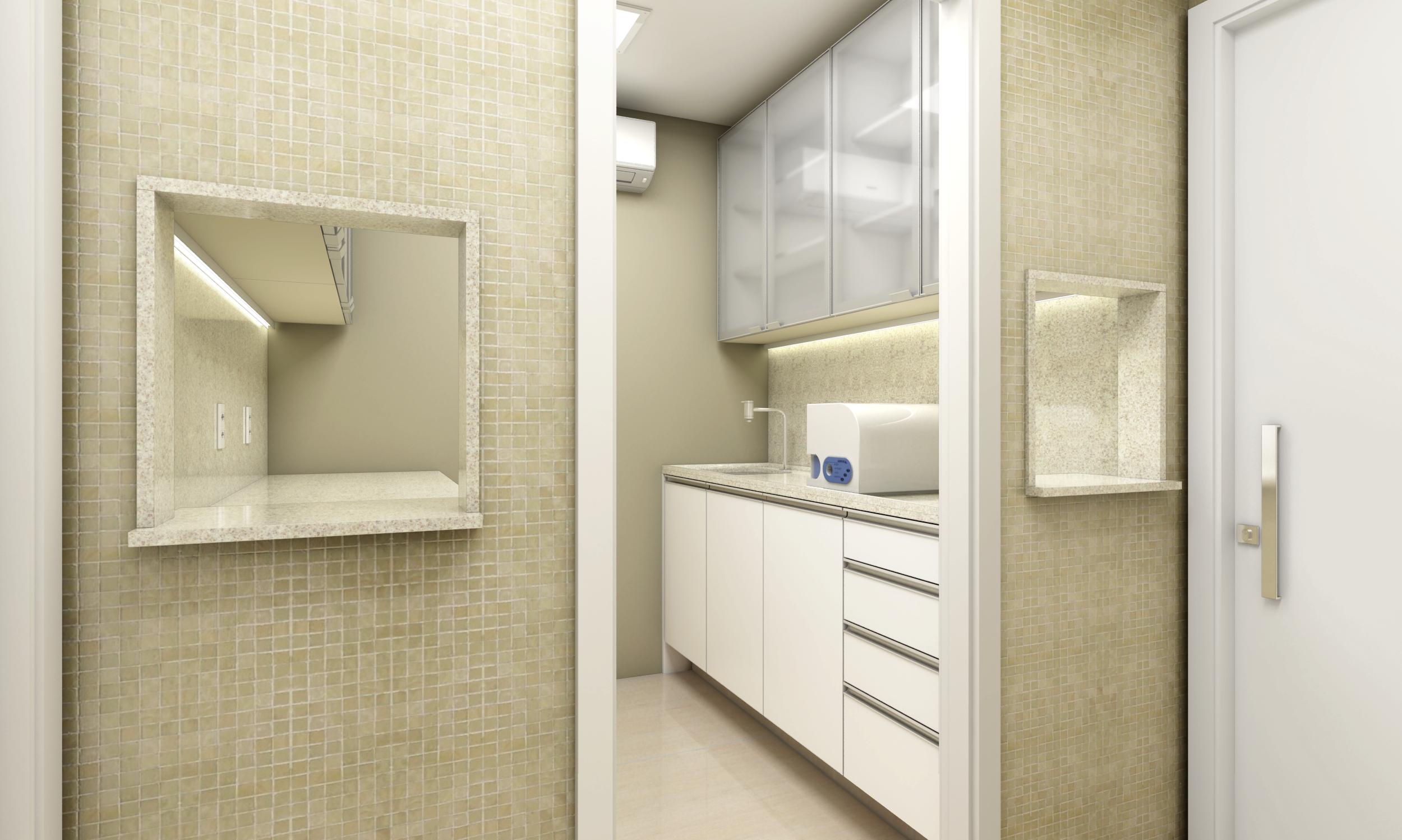 Artesanato Yotube ~ Projeto armário planejado, consultório odontológico