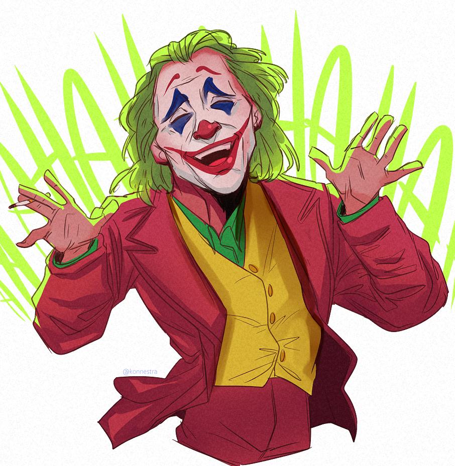 Ha H A Joker Art Joker And Harley Joker Dc