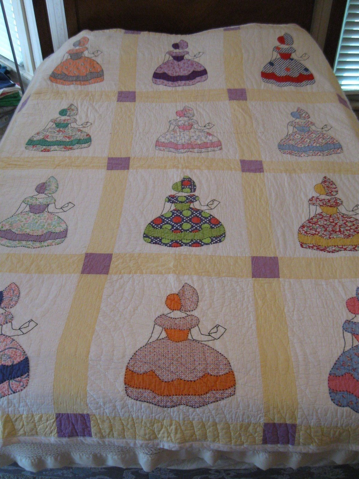 My Grandmother Called This Pattern Quot Dutch Girl Quot This