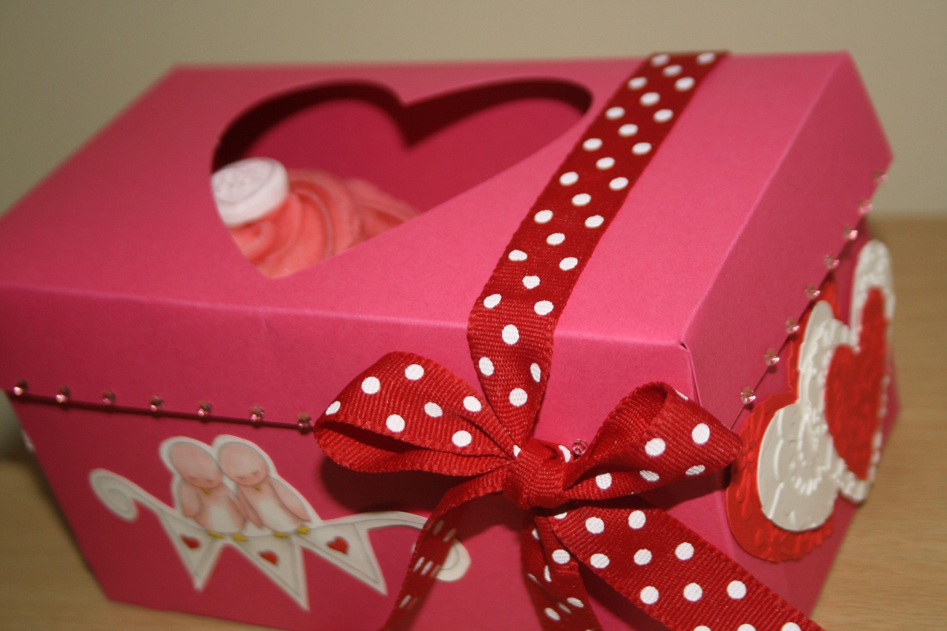 BoxDay Cupcake Caja De Valentine Sweet Zapatos CsQrdBthox