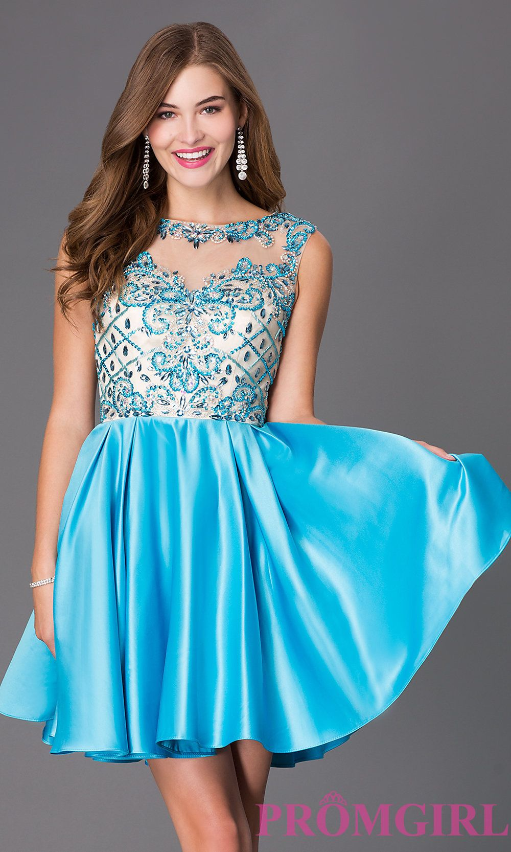Style na detail image dresses pinterest homecoming