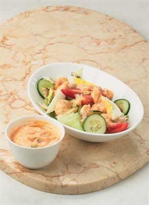 Femina Co Id Salad Kepiting Dressing Mayones Resep Menudiet Makanan Sehat Resep Ikan Resep