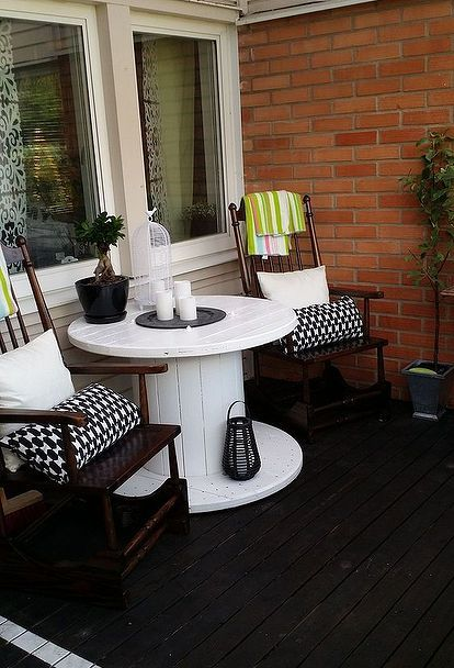 Front Porch Redo
