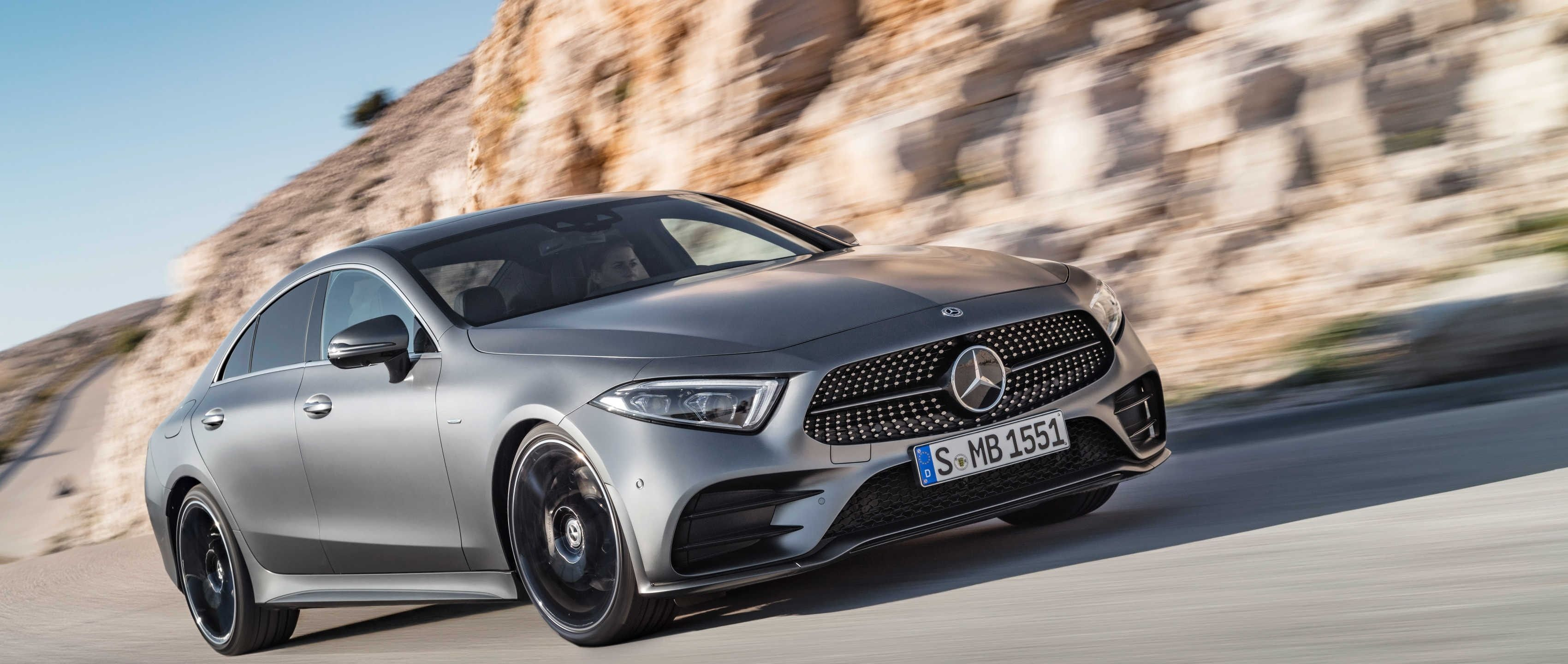 2018 Mercedes Benz Cls 450 Interior Car Review 2018 With Images