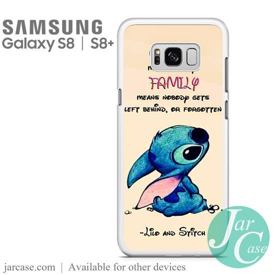 finest selection d8c30 9605d Lilo & Stitch Phone Case for Samsung Galaxy S8 & S8 Plus | Phone ...