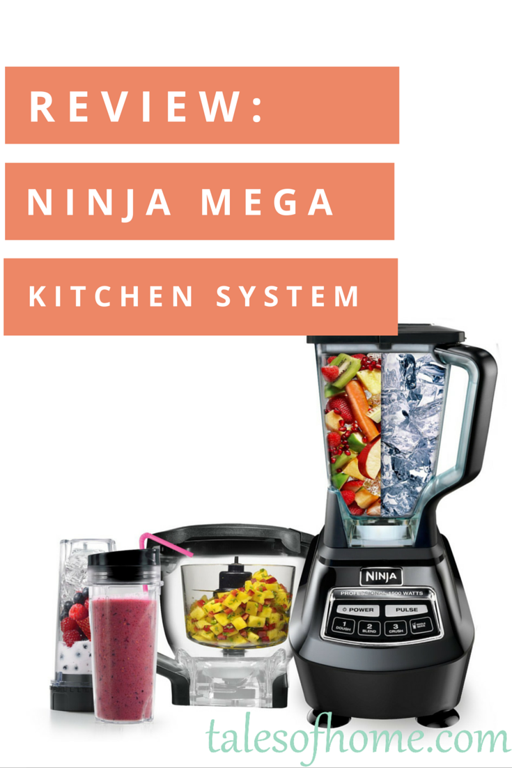 My review of the Ninja Mega Kitchen System on talesofhome.com