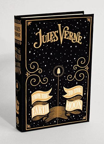 Jules Verne book cover
