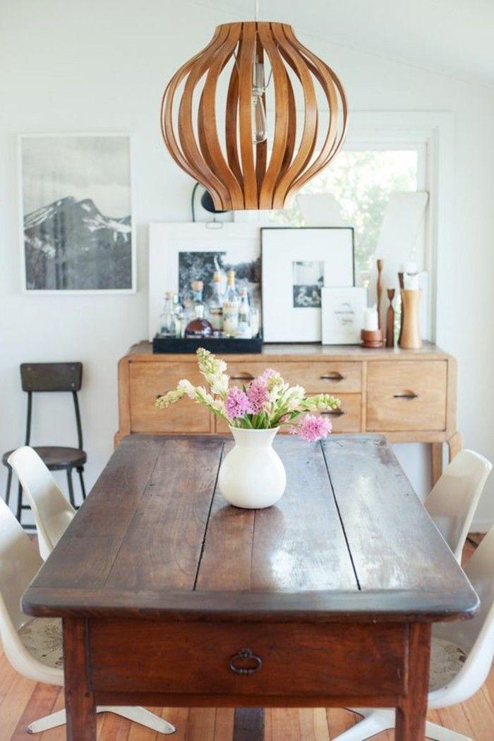dco salle manger table en bois