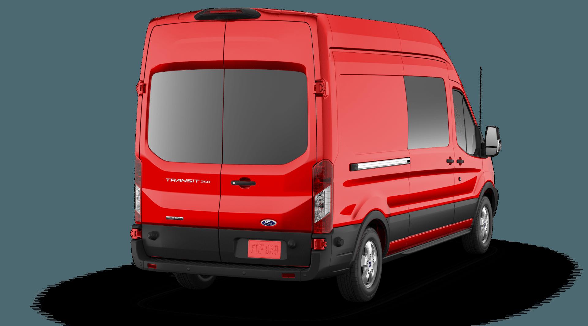 Exterior View Of 2019 Transit Ford Transit Hybrid Car Ford