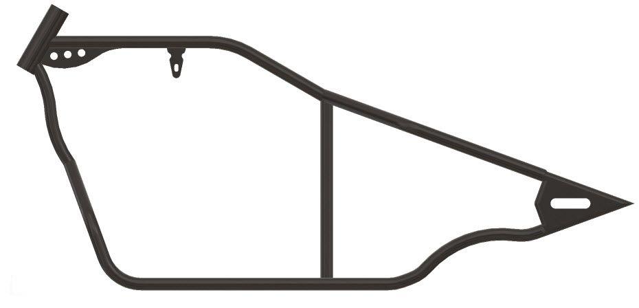 240 rigid chopper frame design by custom-choppers-guide
