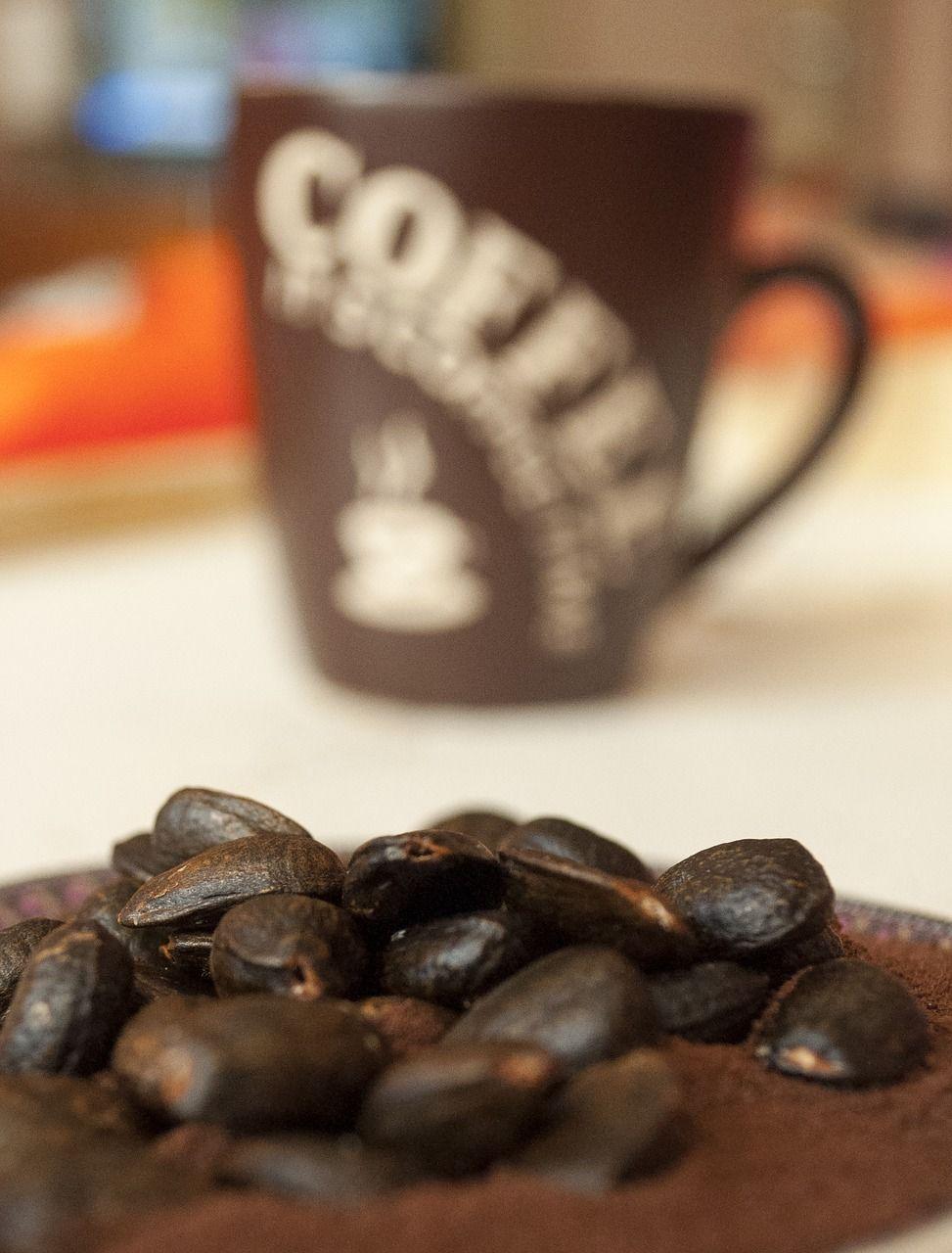 Coffee coffee beans drink caffeine black coffee