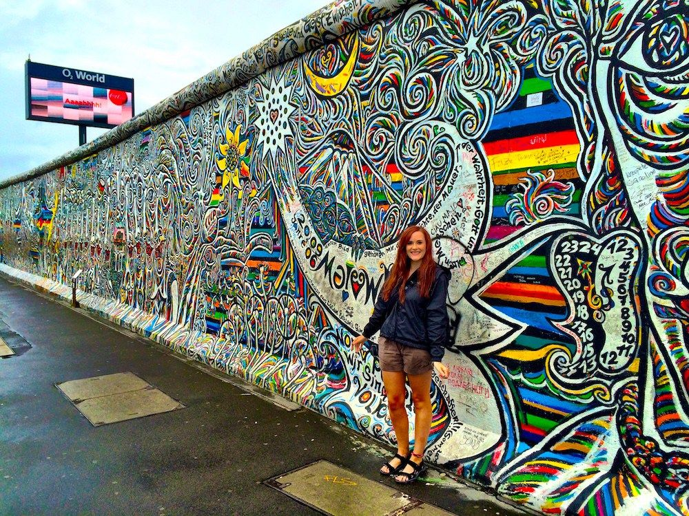 East Side Gallery Berlin Wall Gallivant Girl East Side Gallery Berlin Places To Go