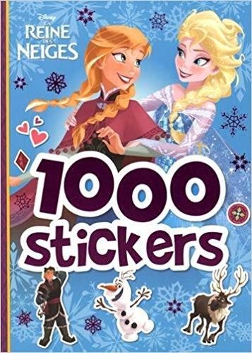 tlcharger la reine des neiges 1 000 stickers gratuit - Telecharger La Reine Des Neiges