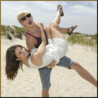 Maia and ross cute