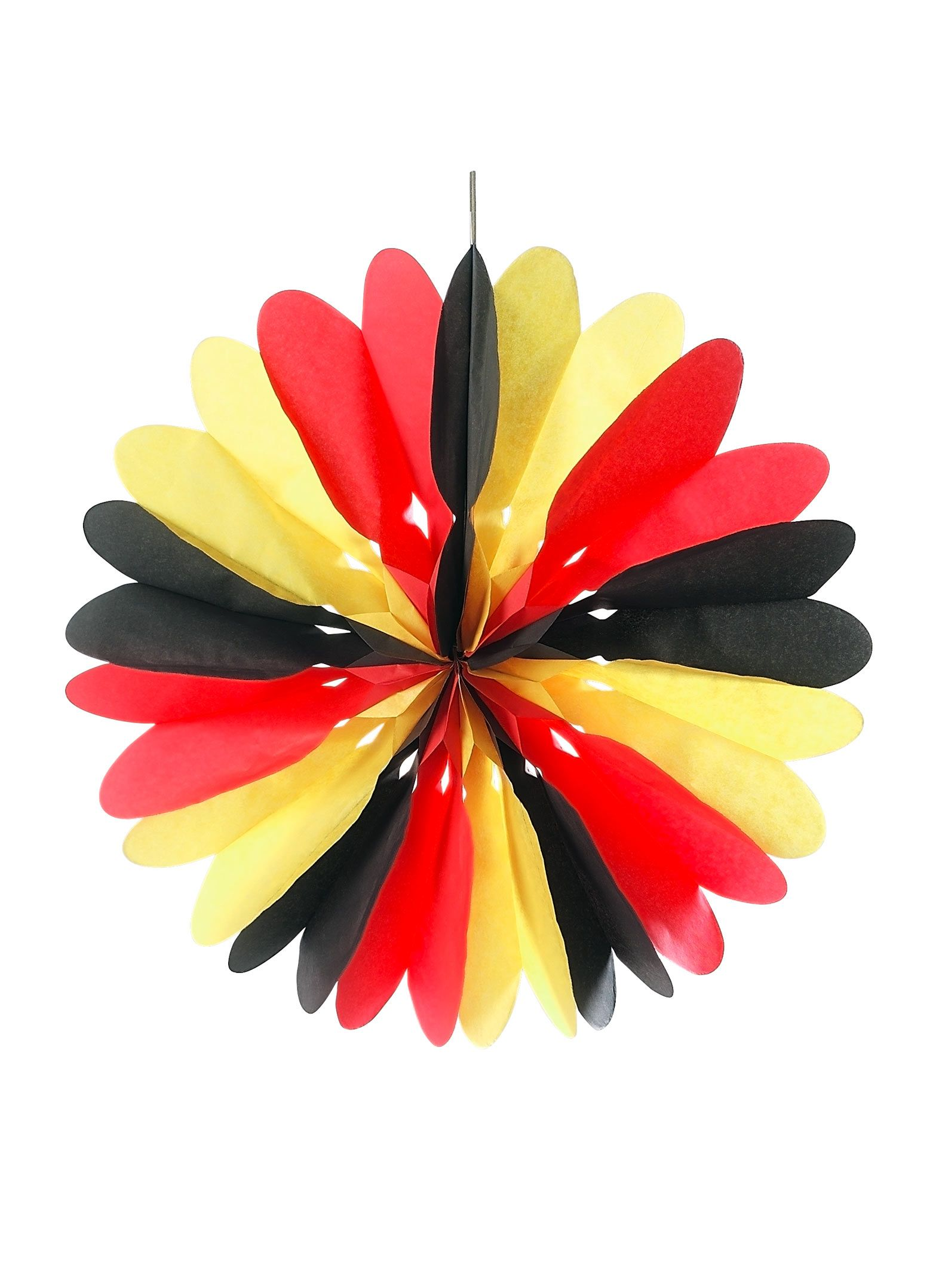 Onlineshop Fur Schaufensterdekoration Und Ladenausstattung Papierrosetten Sommer Dekoration Basteln