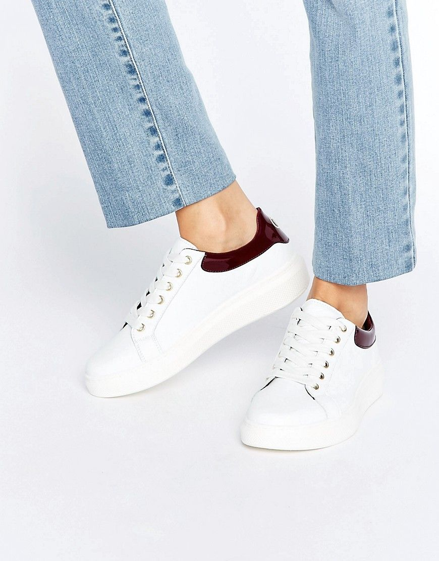 Tommy Hilfiger Sabrina Chunky Trainers - Tan. Trainers by Tommy Hilfiger