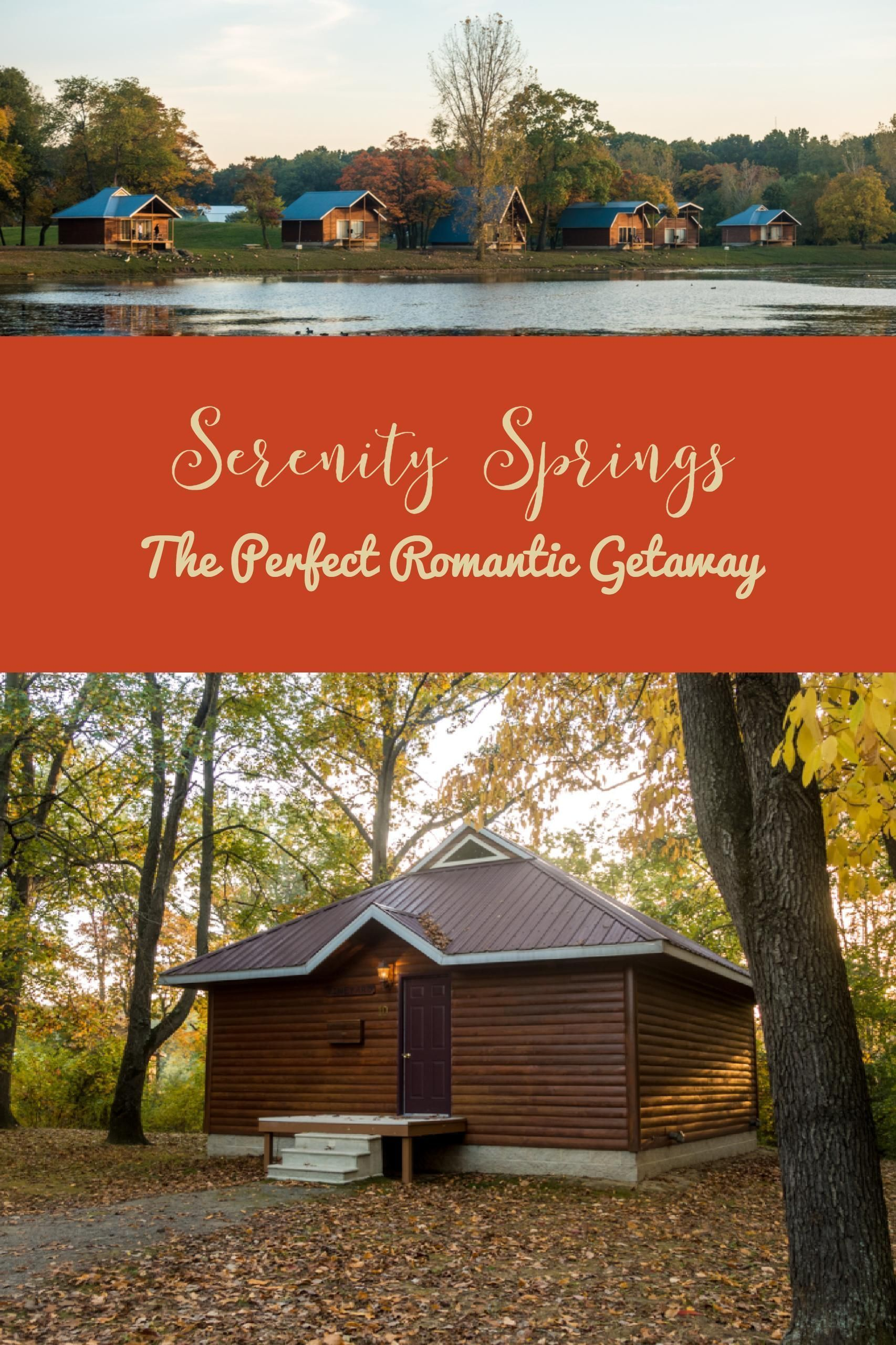 Serenity Springs The Perfect Romantic Getaway For Celebrating An