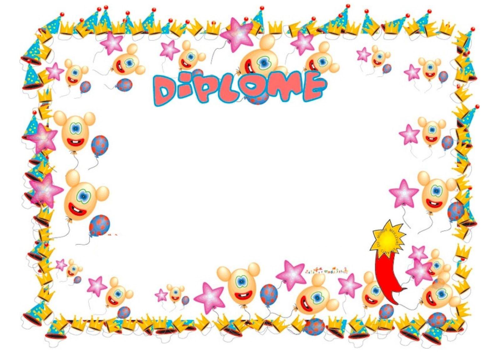 Diplomas De Preescolar Para Editar Gratis Diplomas Para Ninos Diplomas Infantiles Formatos De Diplomas Modelos de diplomas para editar