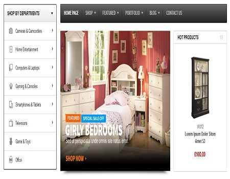 Templates de WordPress Para montar Supermercados y Tiendas online ...