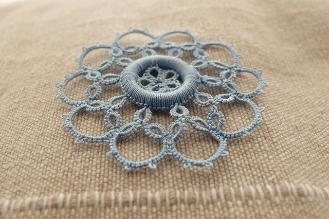 Lovely tatting by pixellent | Flickr - Photo Sharing!