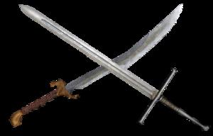 Battle Of Brenna Battle Sword Two By Two