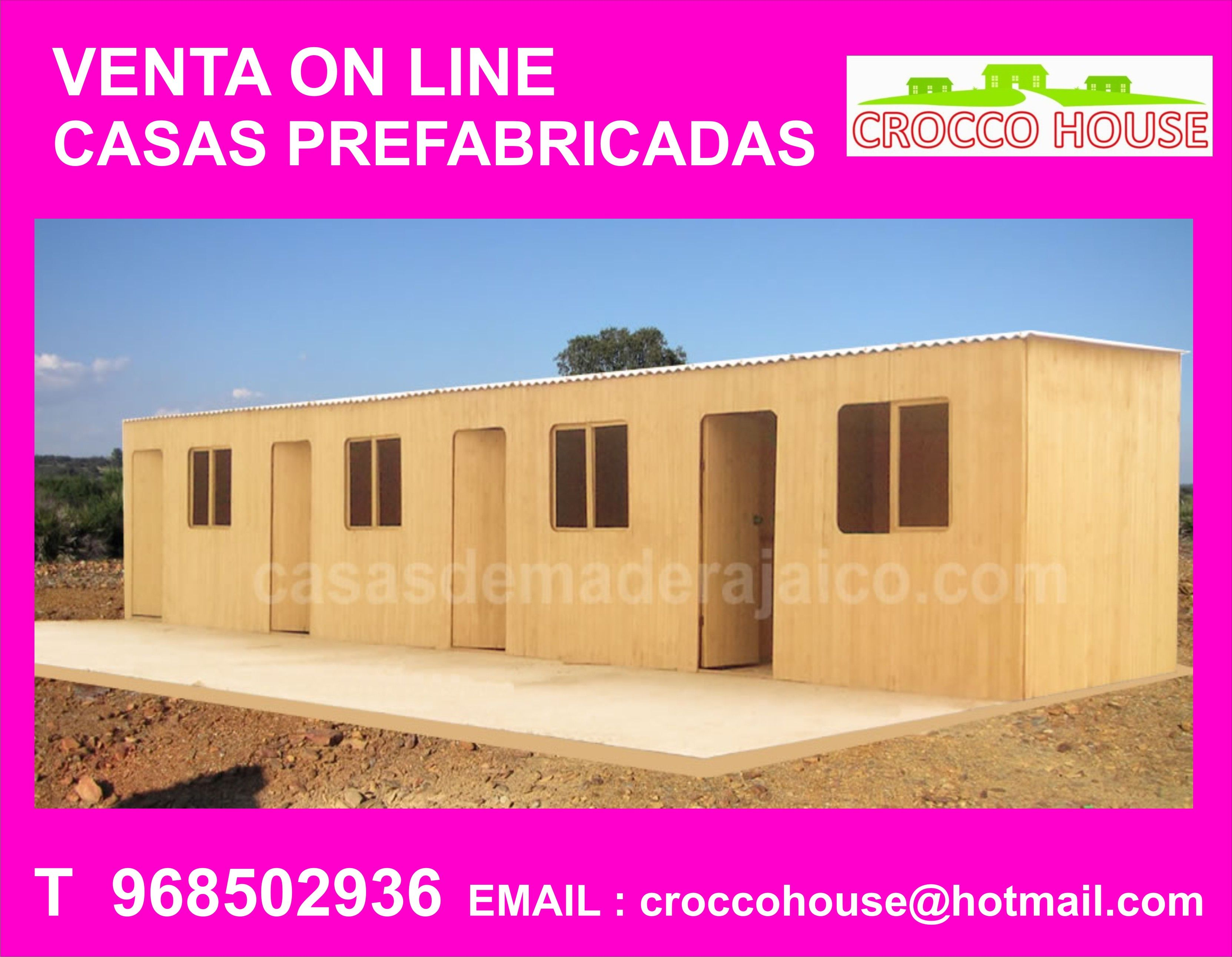 Crocco House Modulos Prefabricados De Madera Cotizar Precios