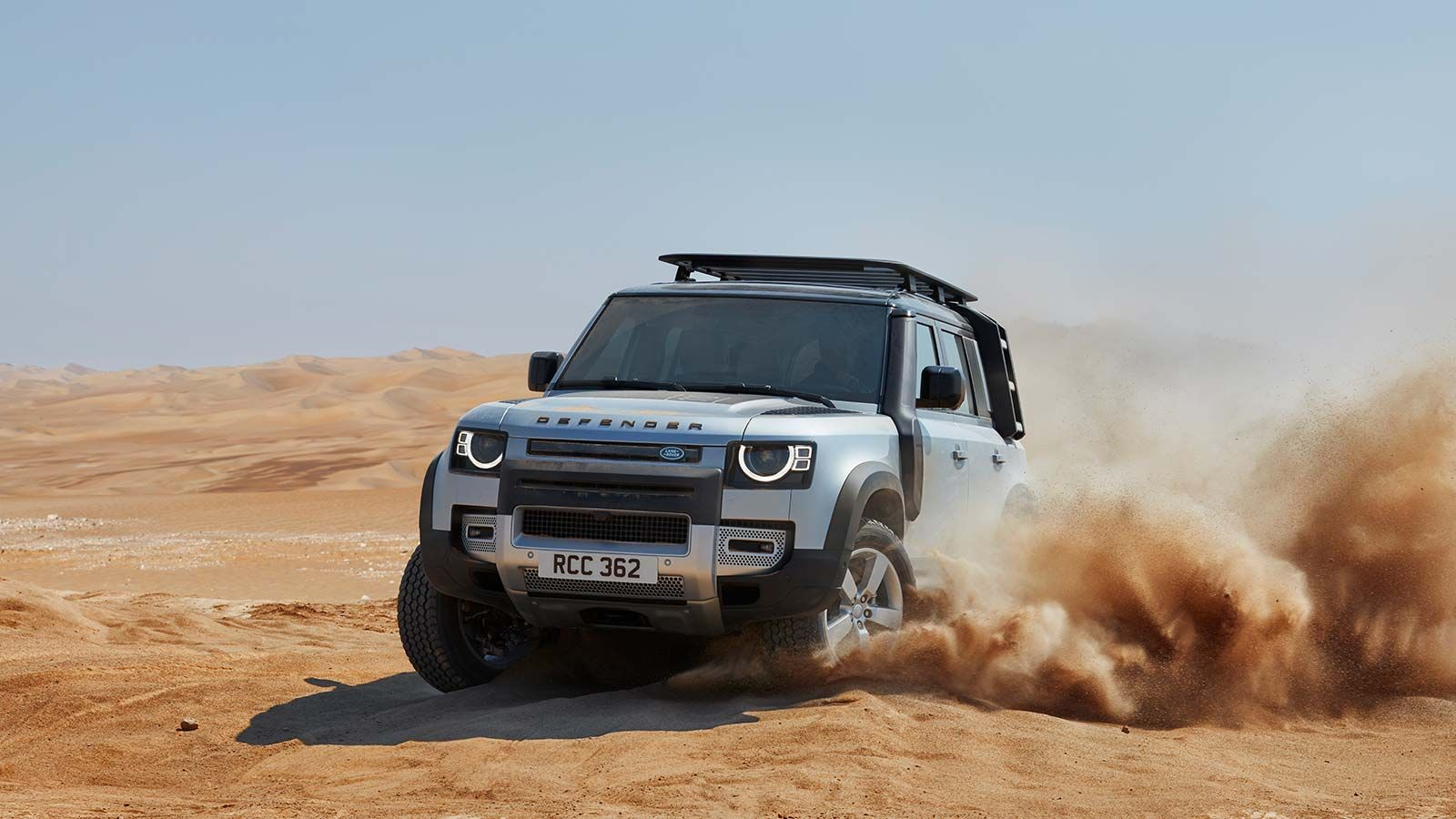 Enjoy All Terrain Luxury In The New 2020 Land Rover Defender If