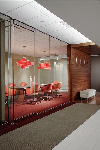 Conference Room Interior Design: Another HOK Atlanta Conference Room