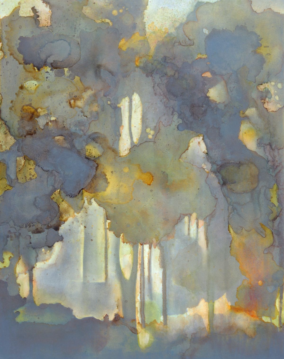 Tree of Life No. 3 | Landscape | Pinterest | Watercolor, Landscaping ...