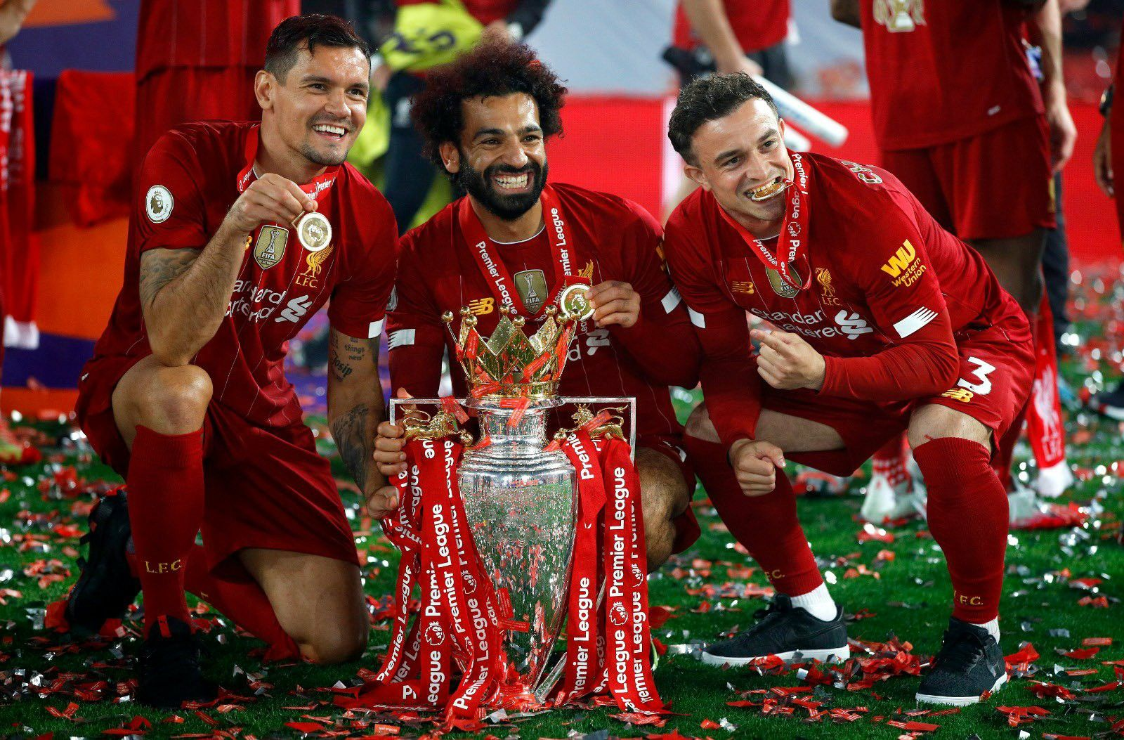 Pin By Anfield Luqman On 2019 Premier League Champion In 2020 Premier League Premier League Champions Liverpool