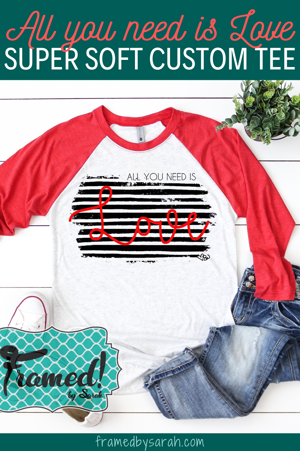 Download All You Need Is Love - January T-Shirt Club | Graphic tee ...
