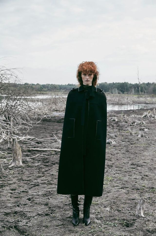 magdalena jasek by lukasz pukowiec for vogue ukraine november 2015