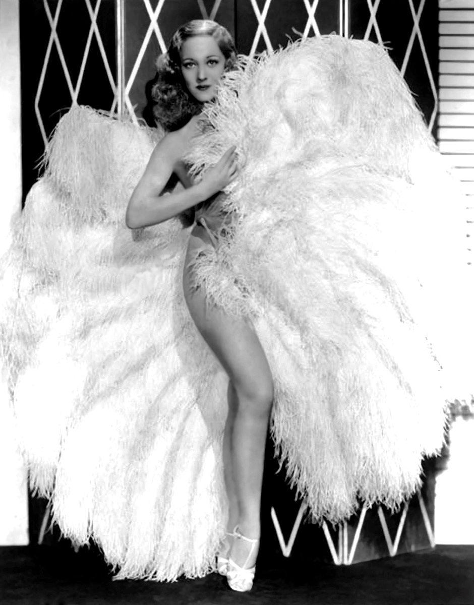Burlesque Superstar Miss Sally Rand (1930s) | Burlesque | Pinterest ...