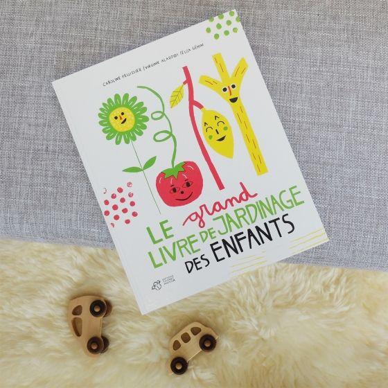 Le livre de référence pour initier les minis au jardinage, qu'ils aient accès à de grands espaces verts ou à un balcon de ville. Une cinquantaine d'activité recensées et illustréesen couleur.Feuilletez le livre en bas de page.
