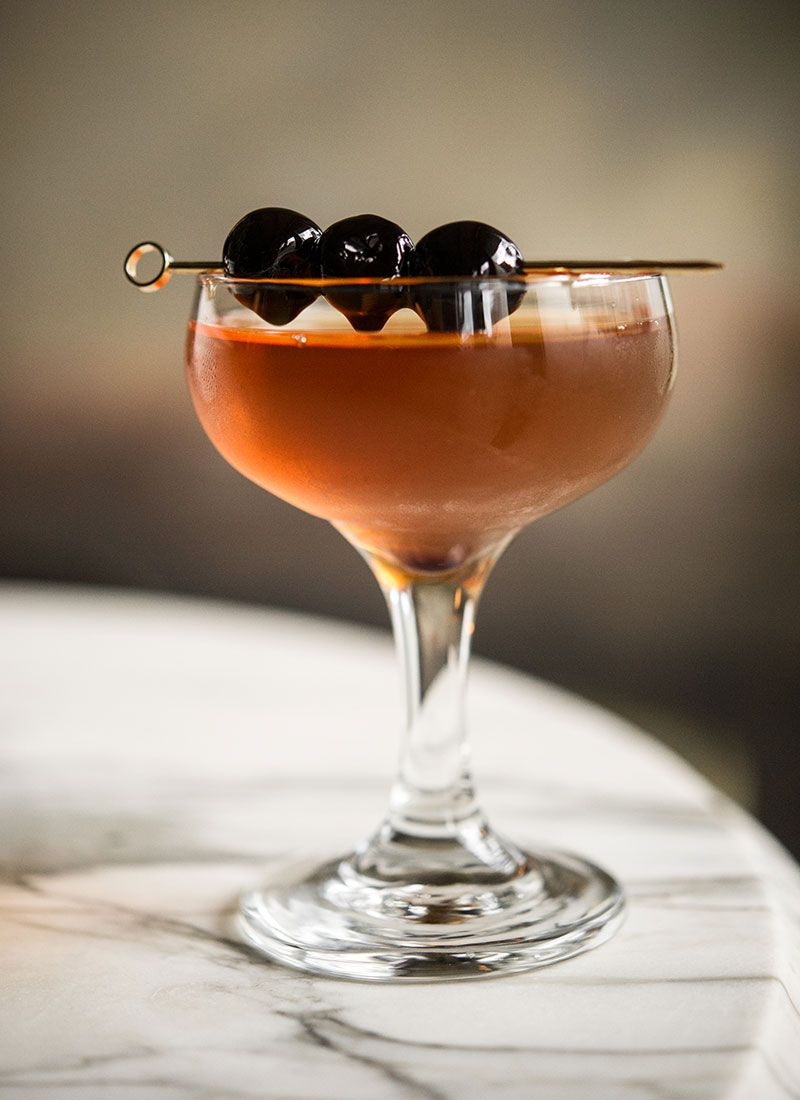 De la louisiane recipe whiskey cocktails alcohol