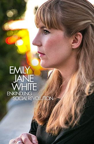 The resulting emotional immediacy existing somewhere between bliss and exhaustion, as if Emily has slipped us a dose of nightshade just potent enough to cause the discomfort required to reveal the gravity of her messages... #EmilyJaneWhite