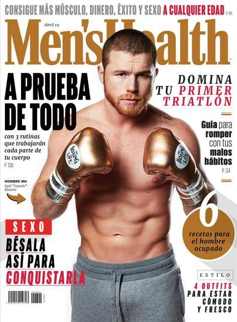 descargar revista men's health español pdf