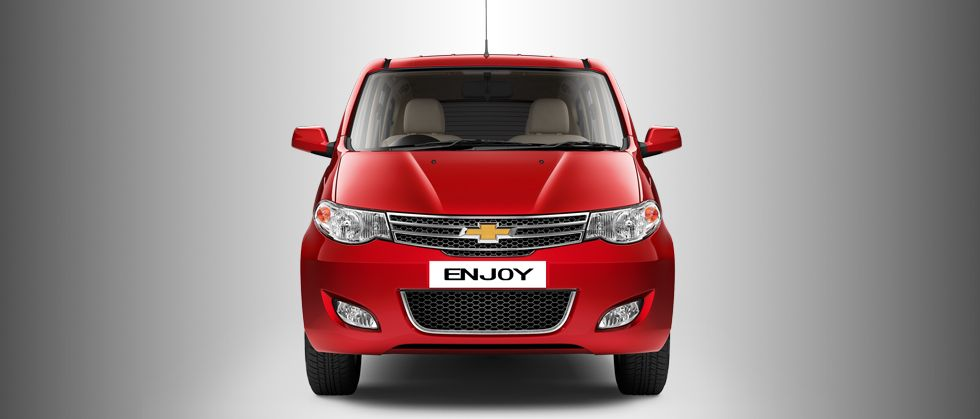 Chevrolet Enjoy Mpv 2013 New Chevy Enjoy Launch India Price