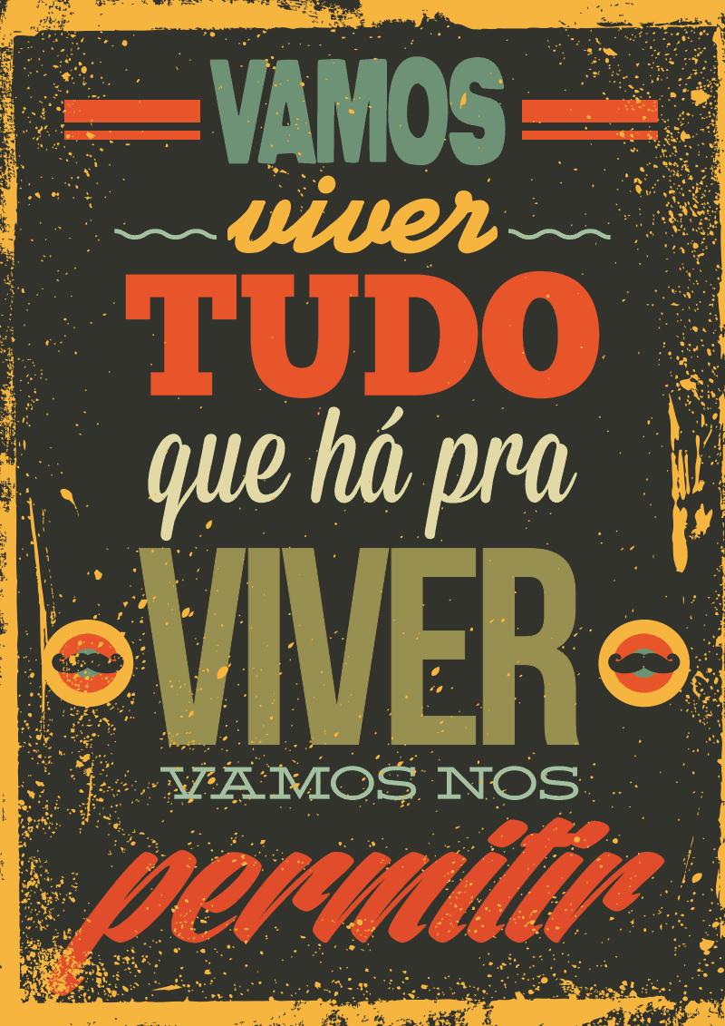 Posters Para Imprimir 3 Quadros Com Frases