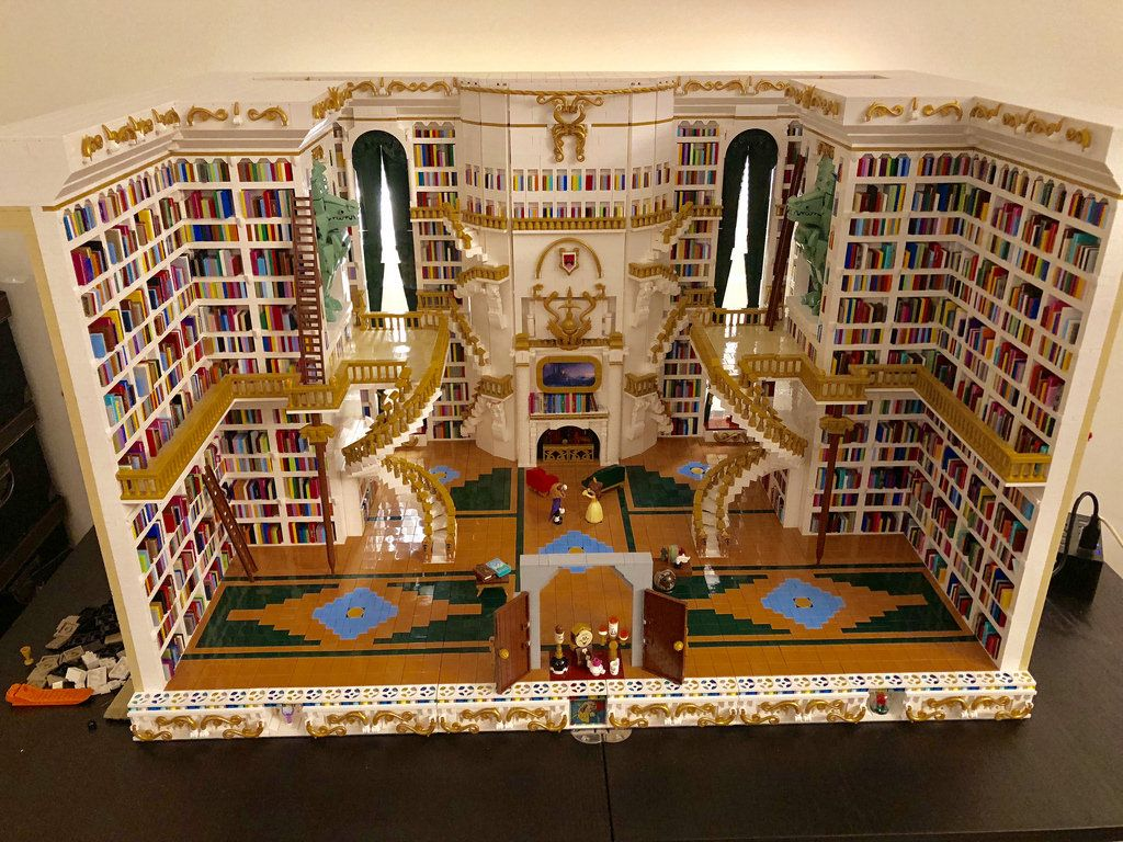 The World's Best Photos of books and lego - Flickr Hive Mind #photolibrary