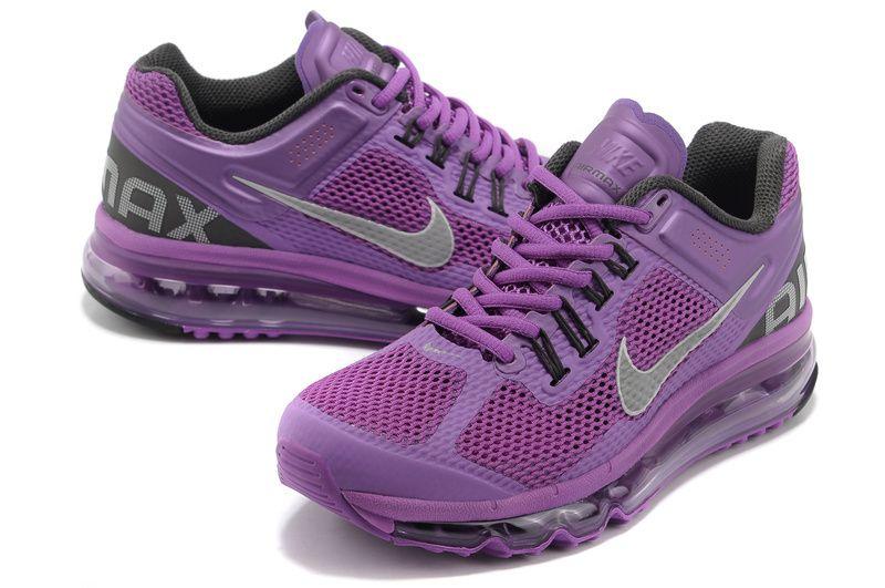 2013 Nike Air Max Purple