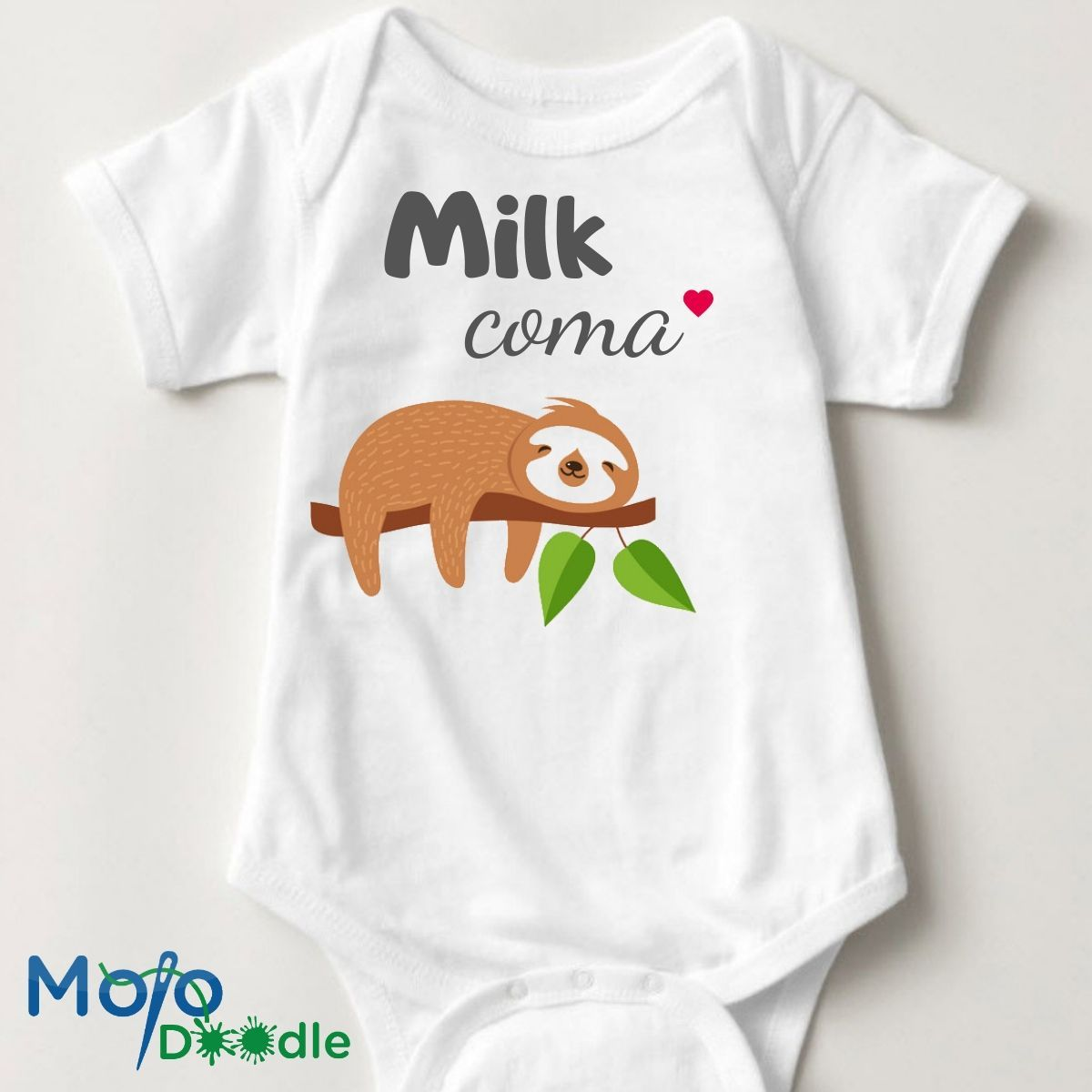 Milk Coma Baby Bodysuit Baby Shower Gift New Mom Cute Baby New Mom Gift Cute Baby Gift Baby Cute Baby Clothes Custom Baby Onesies Cute Baby Onesies