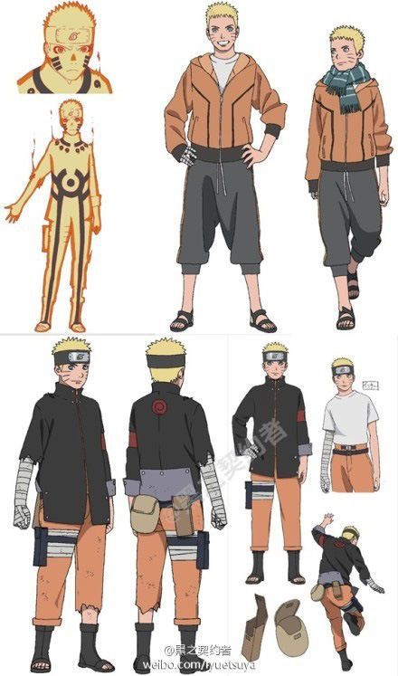Naruto The Last Concept Art Kid Naruto Naruto Uzumaki Naruto