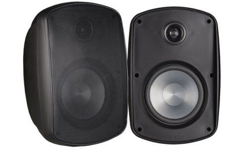 Phoenix Gold Ihs6b 6 5 Inch Optimized 2 Way Indoor Outdoor Speakers Black By Phoenix Gold 279 99 The Phoenix G Butyl Rubber Outdoor Speakers Sound Quality